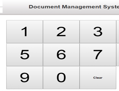 Document Manager System (DMS)